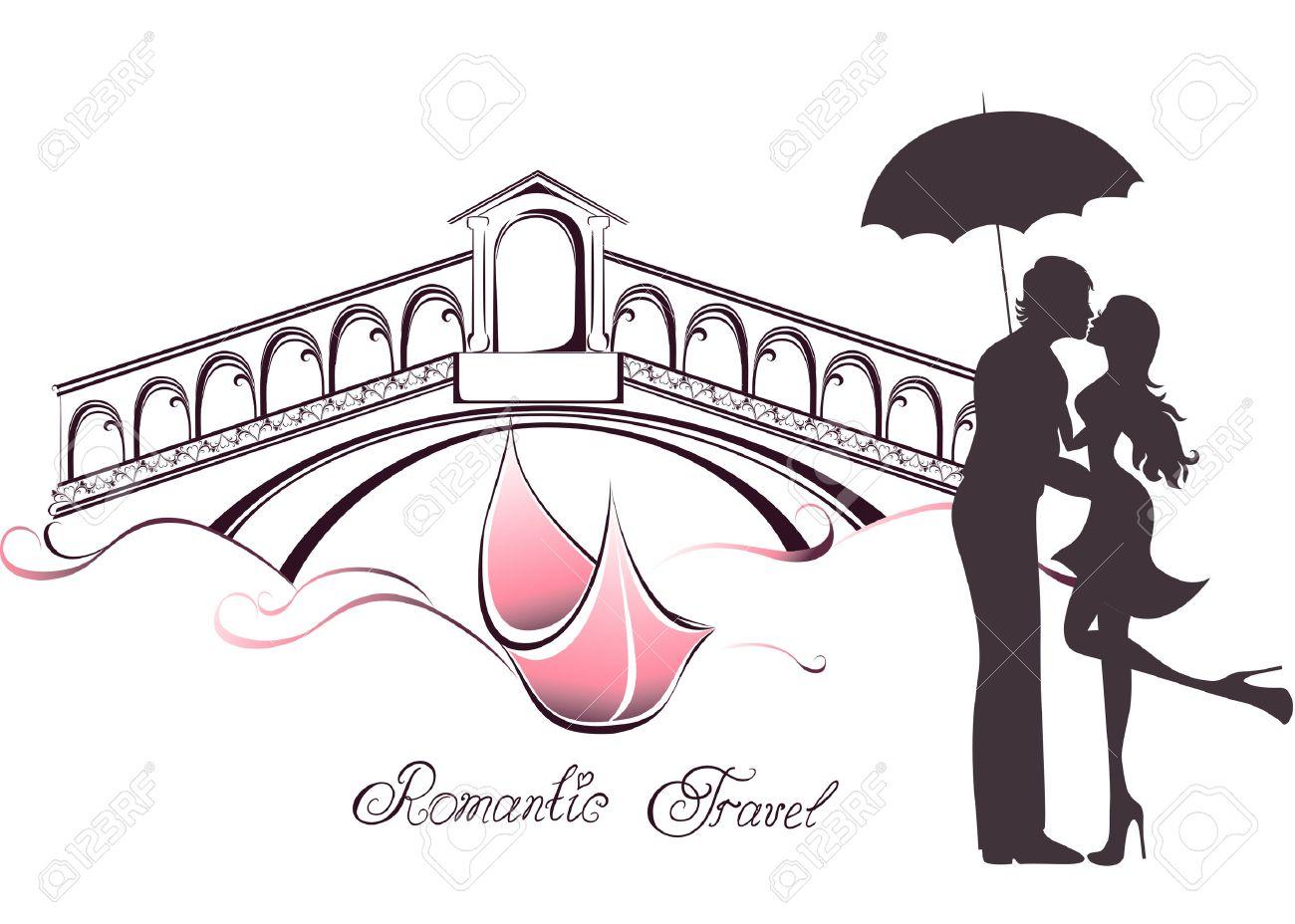 Très Lune De Miel Et Voyage Romantique. Heureux Couple De Jeunes  YE05