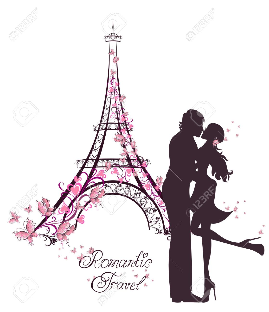 2665 Honeymoon Travel Stock Vector Illustration And Royalty Free