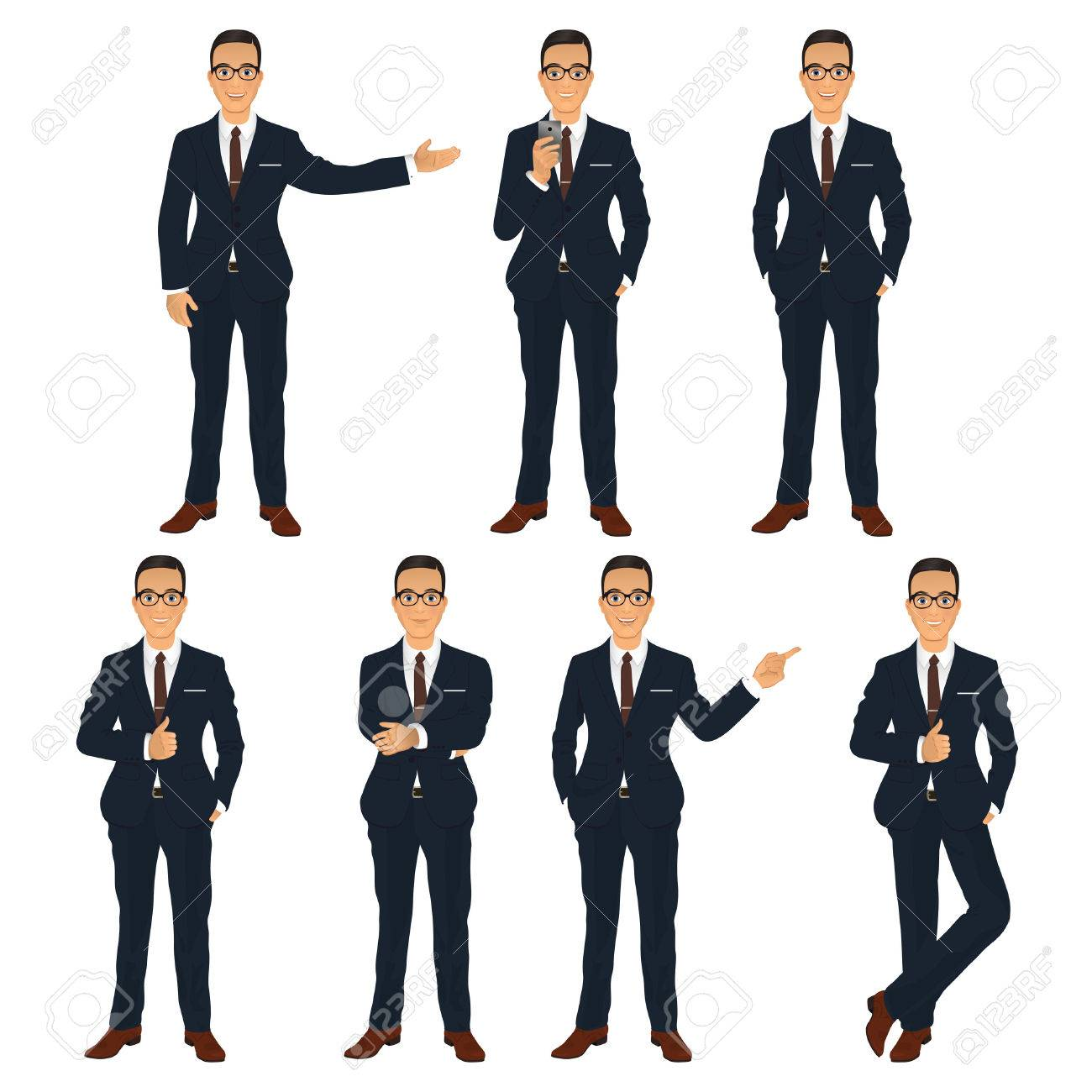 Businessman - 56646990