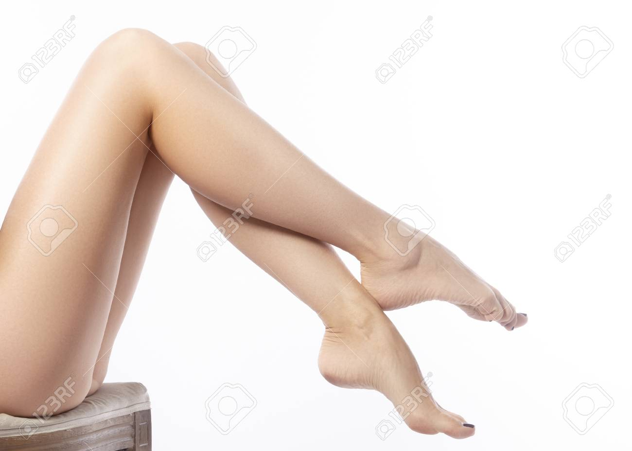 Pelle sulle gambe dopo epilatore