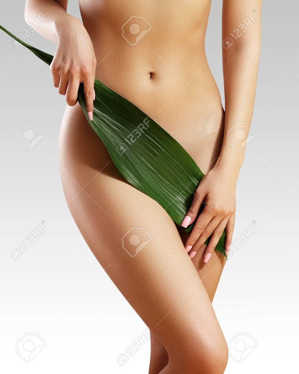 Waxing For Beautiful Woman Brazilian Laser Hair Removal Bikini