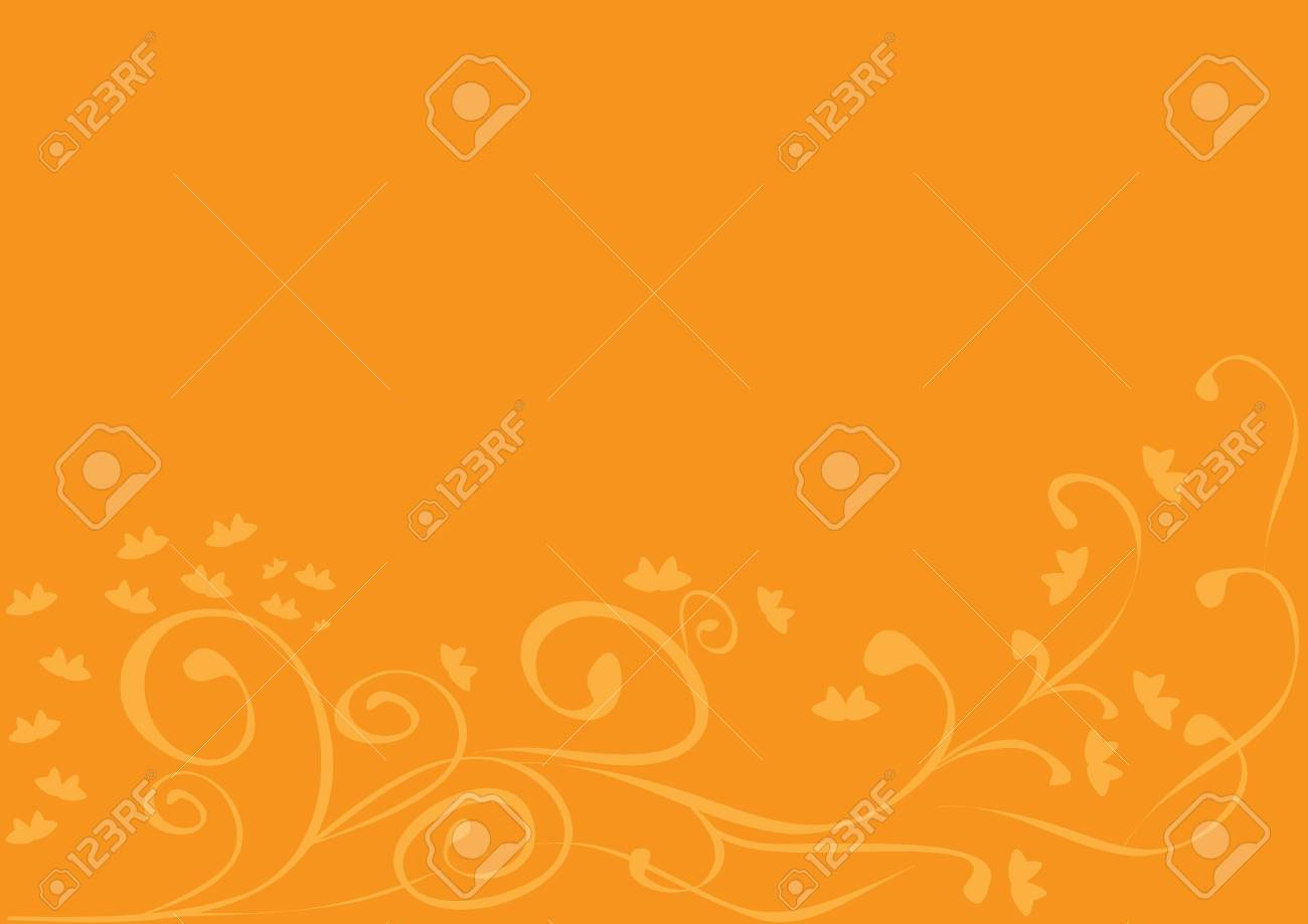 Framework with butterflies and flowers. illustration. Stock Vector - 10890168