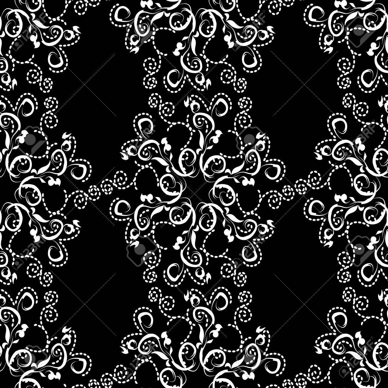 abstract seamless pattern Stock Vector - 11867063