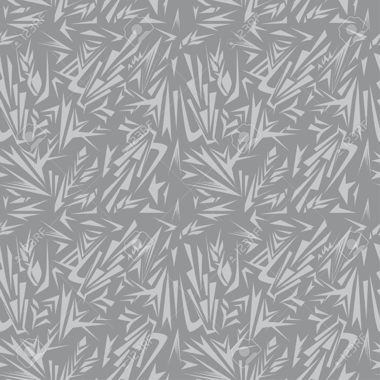 abstract seamless pattern. Vector illustration Stock Vector - 12436477