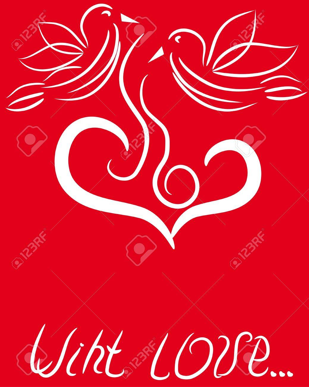 4 180world and eternity symbol two birds in flight and heart 4 180world and eternity symbol two birds in flight and heart with love biocorpaavc Images