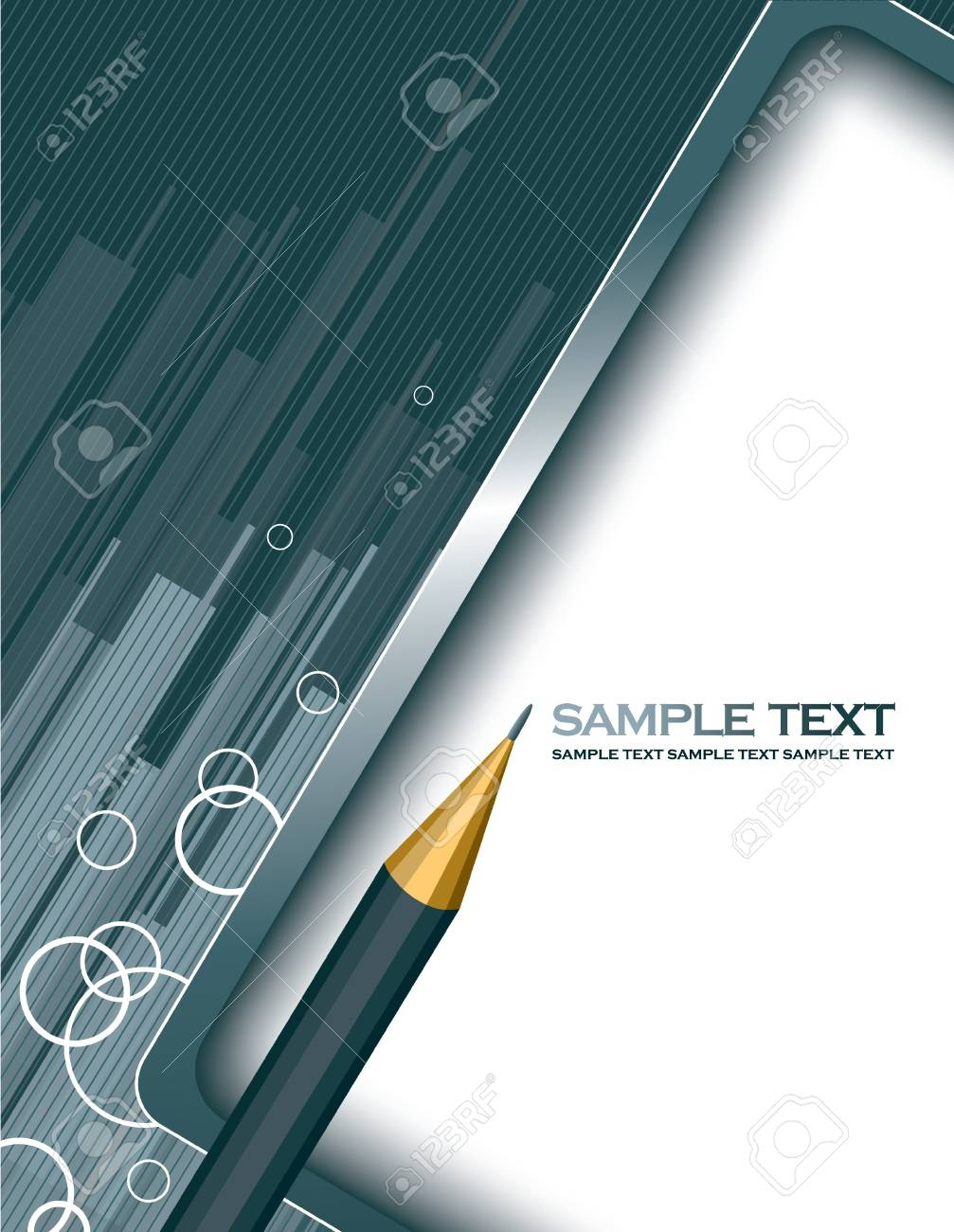Abstract Vector Background. Eps10 Format. Stock Vector - 12301538