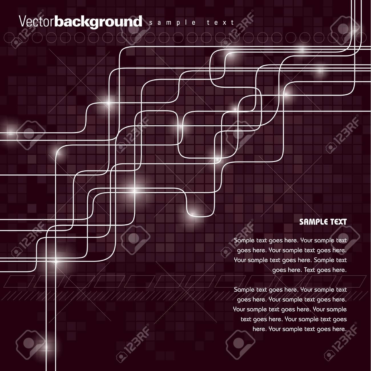 Vector Background Stock Vector - 13050668