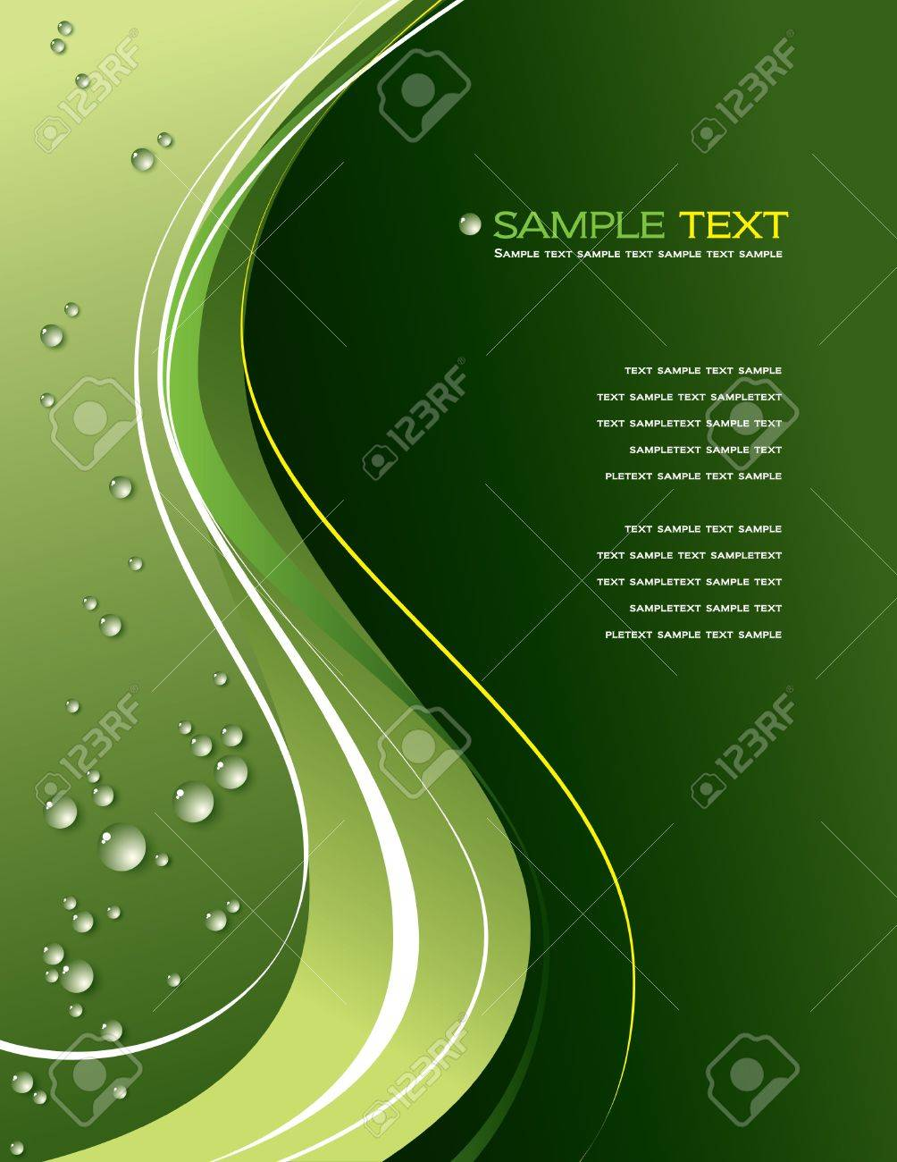 Abstract Vector Background  Eps10 Stock Vector - 13561109