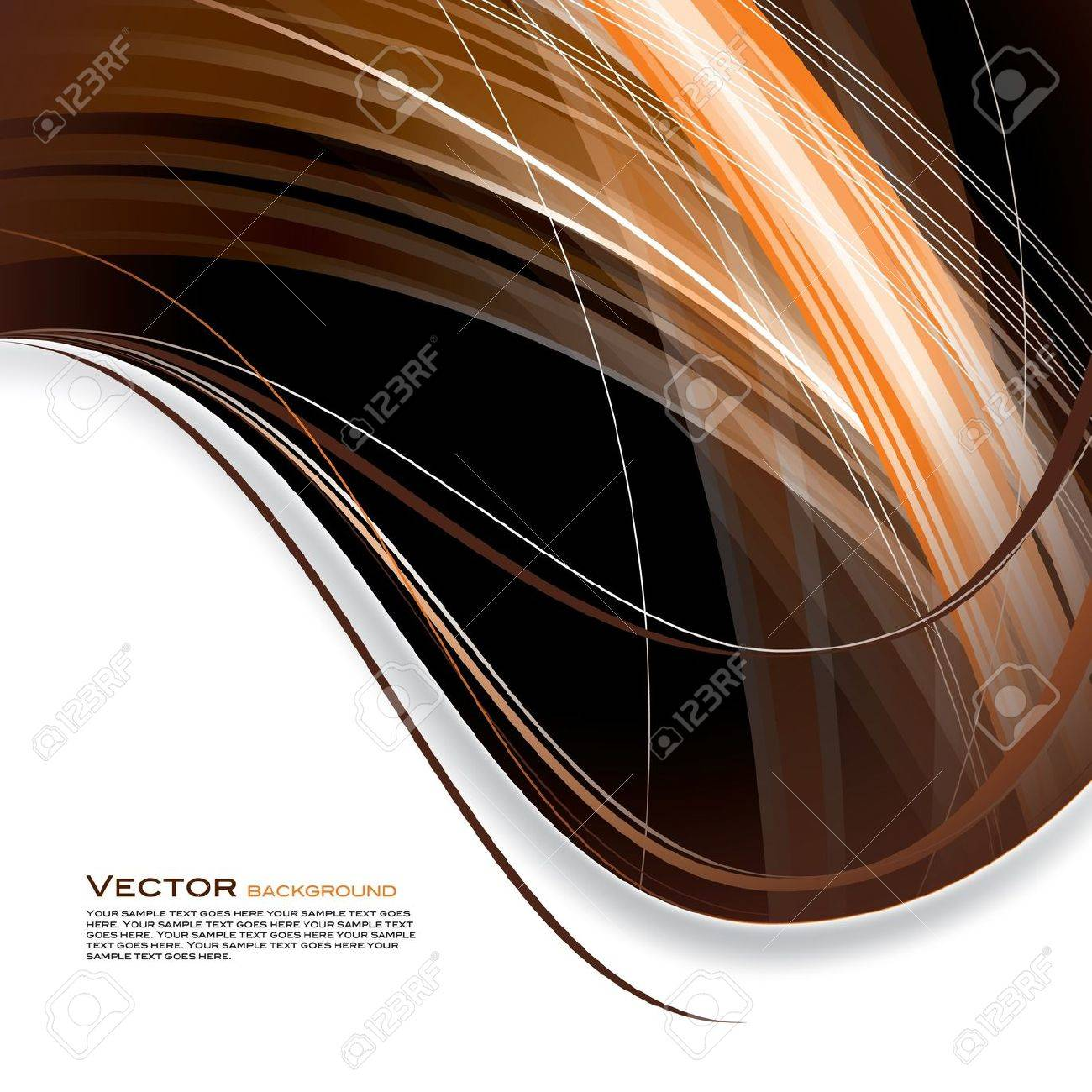 Background  Abstract Illustration Stock Vector - 14085358