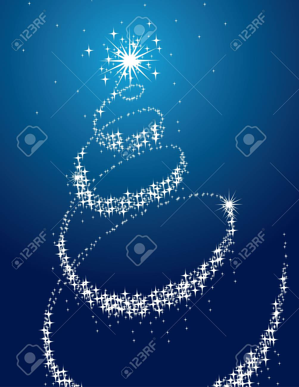 Christmas Background  Vector Illustration Stock Vector - 14895600