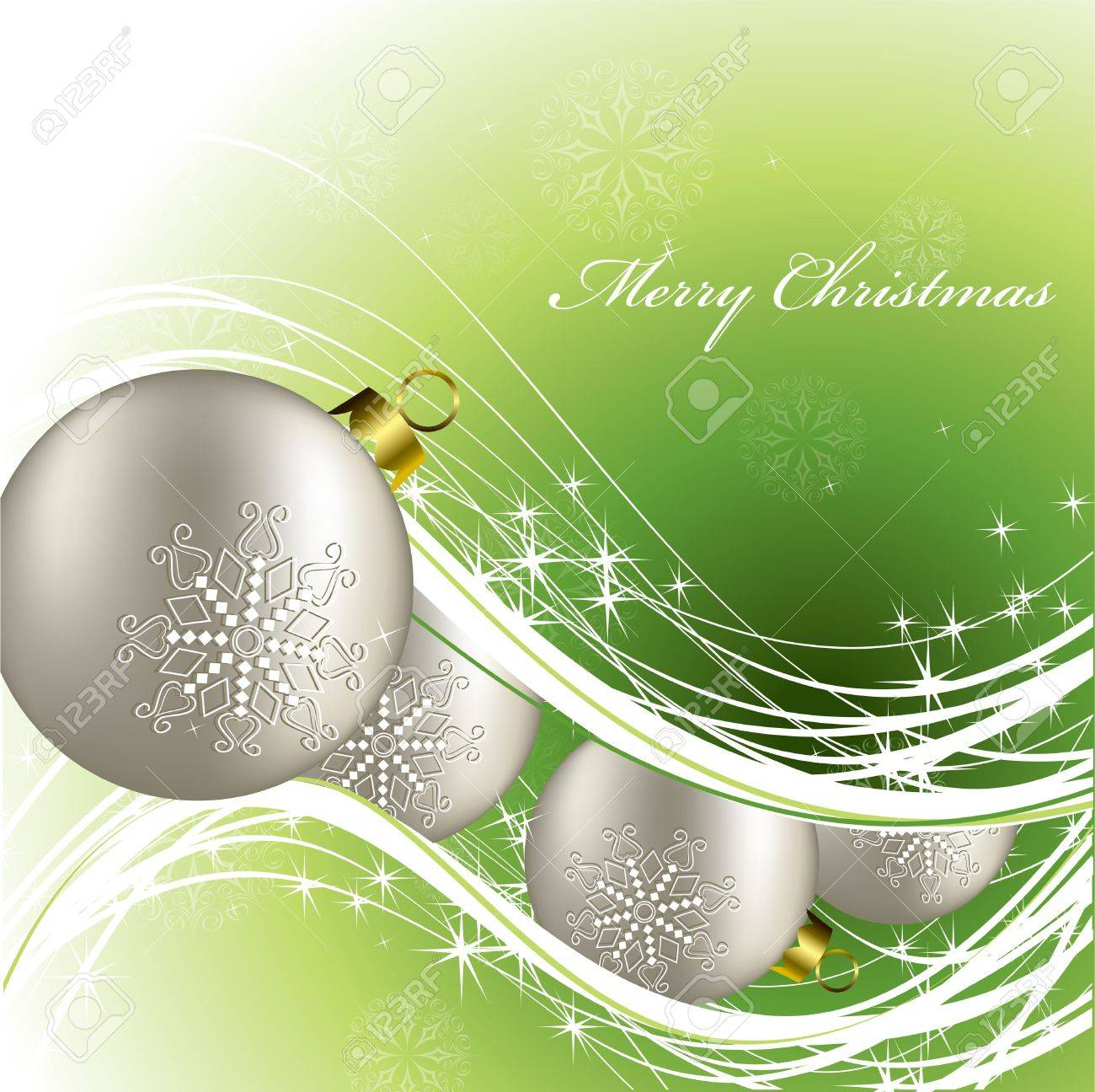 Christmas Background Stock Vector - 15013832
