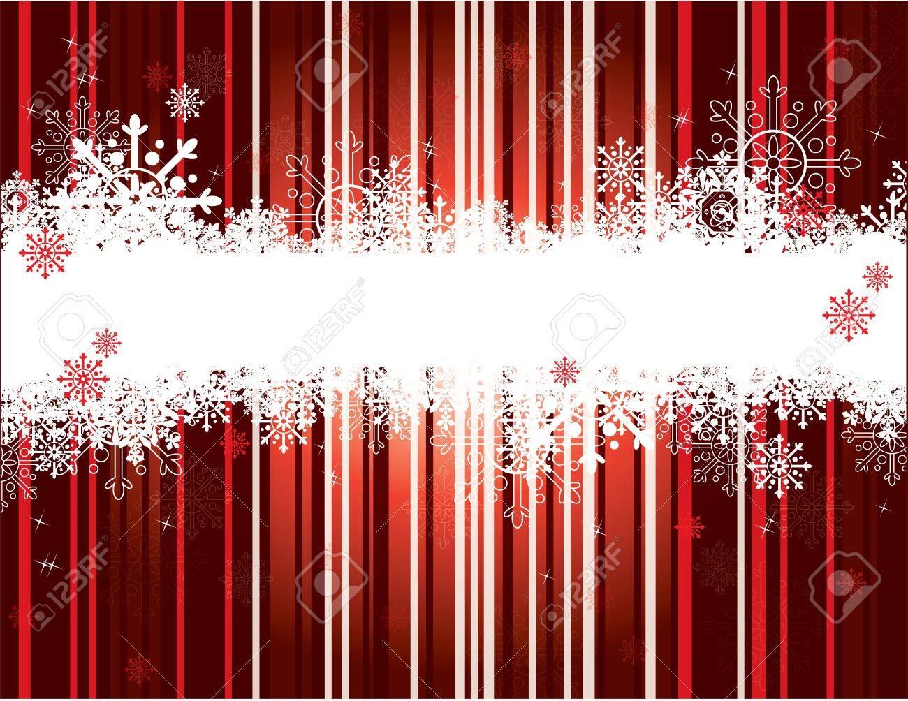 Christmas Background  Vector Illustration Stock Vector - 15013521