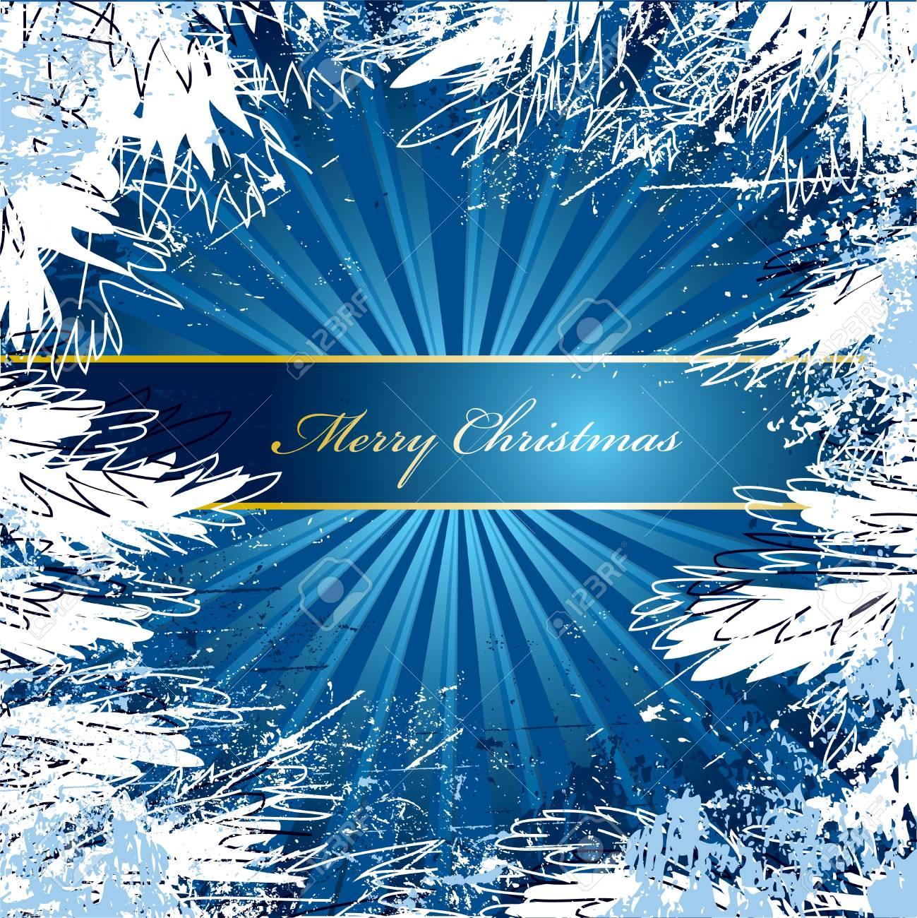 Christmas Background  Eps10 Stock Vector - 15918109