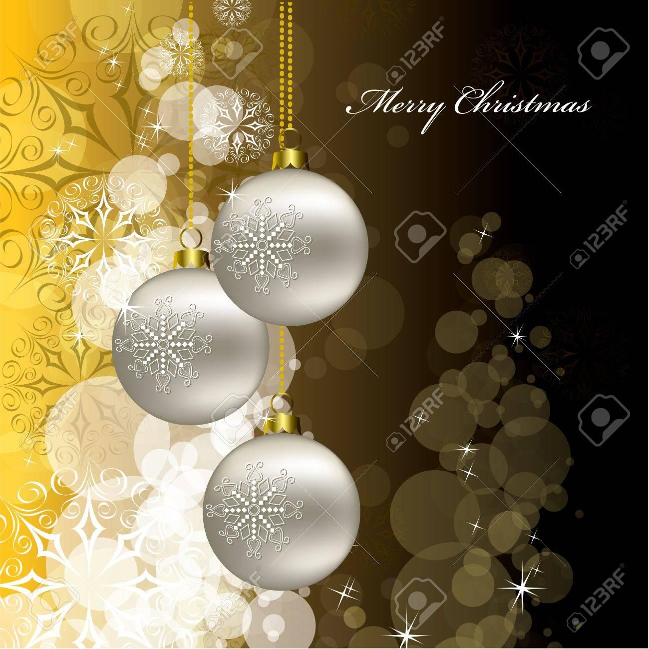 Christmas Background illustration - 16052706