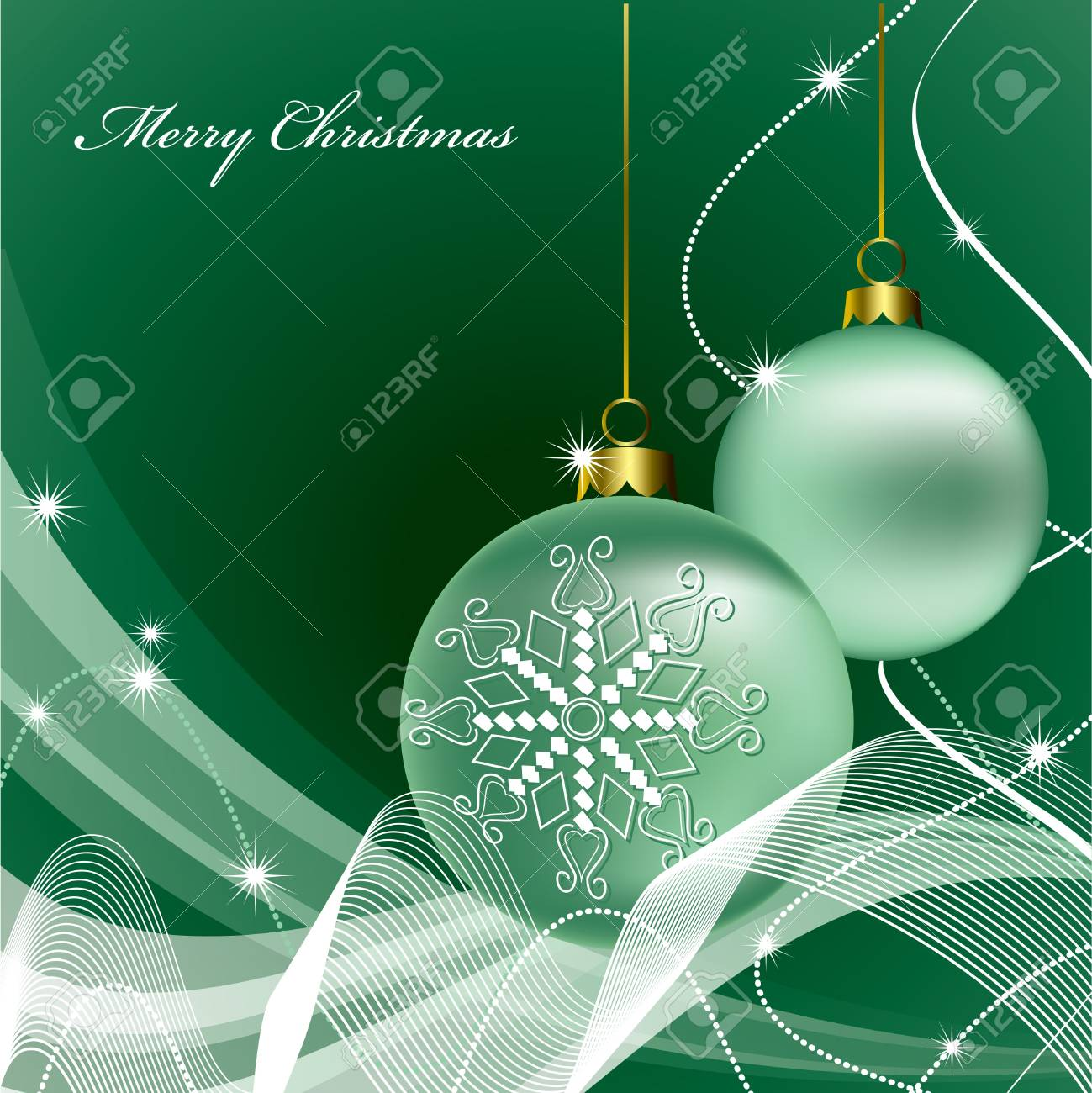 Christmas Background Stock Vector - 16453334