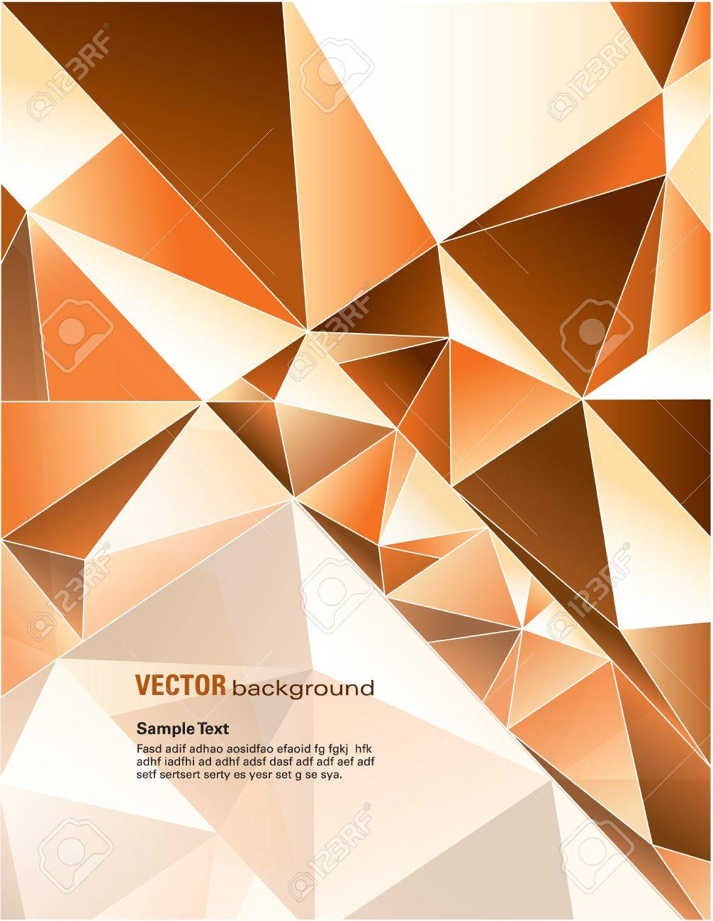 Abstract Vector Background  Eps10 Stock Vector - 18138030