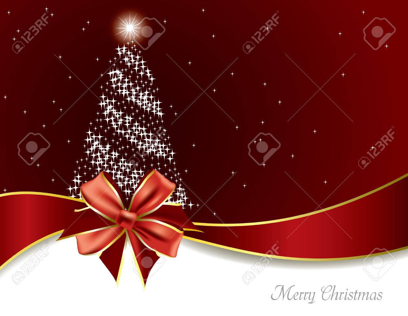 Christmas Background Stock Vector - 23549839