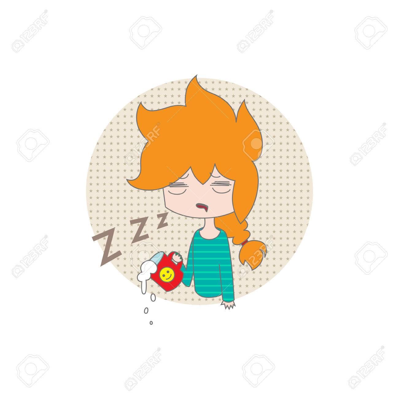 Illustration Pour Limpression Sur Des T Shirts Cartes Postales Affiches De Visite Avatars Emotions Blague