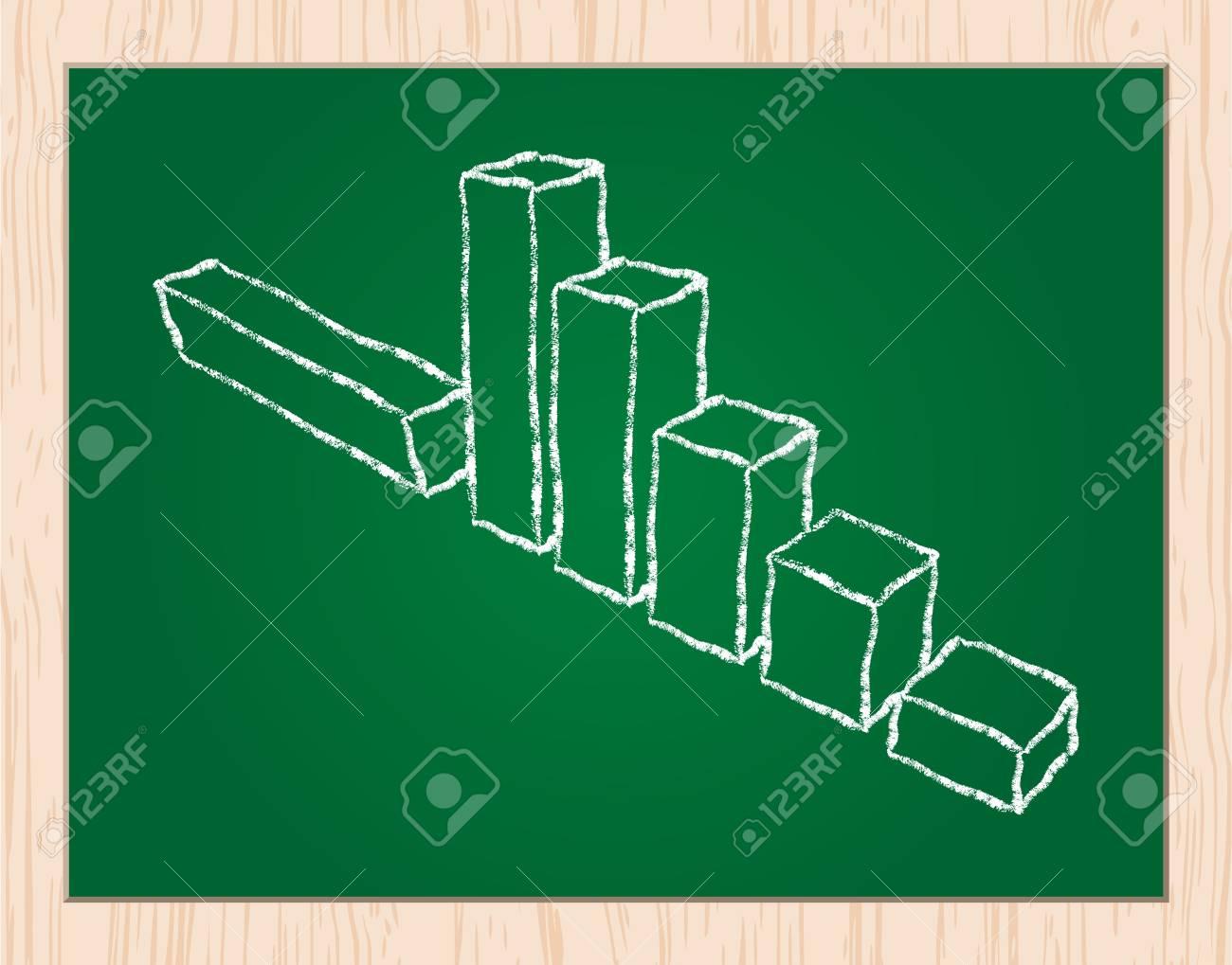 chart Stock Vector - 10288697