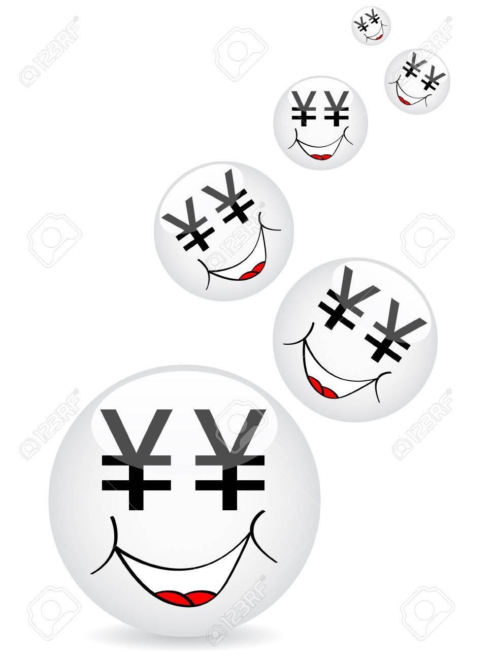 cartoon faces Stock Vector - 10287799