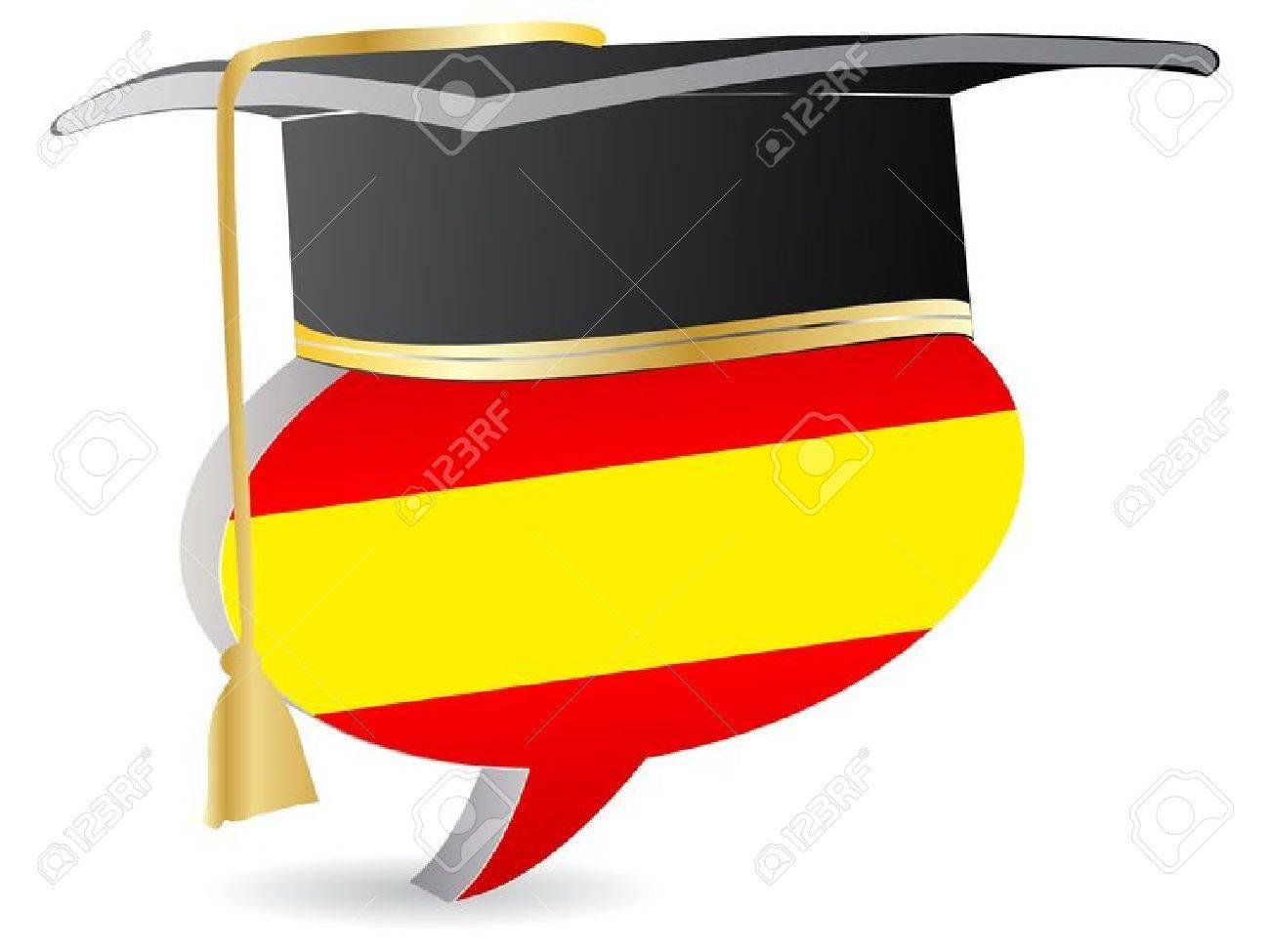spanish graduation Stock Vector - 10471058