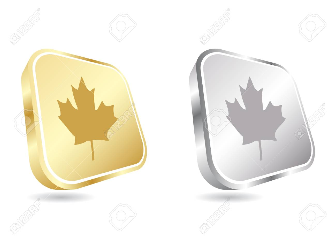 canadian icon vector illustration Stock Vector - 10568006