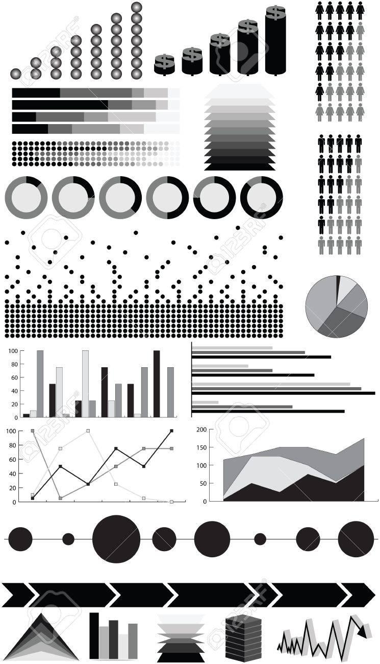 infographic elements Stock Vector - 13885803