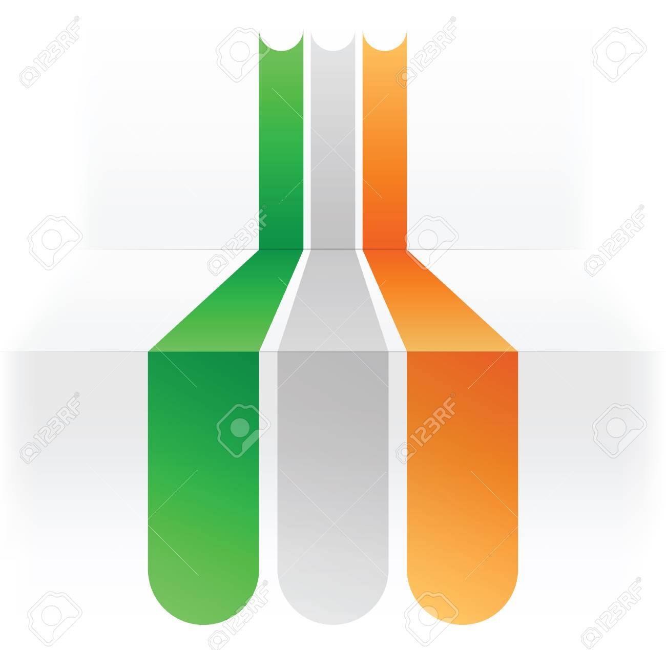 flag of ireland Stock Vector - 17247299