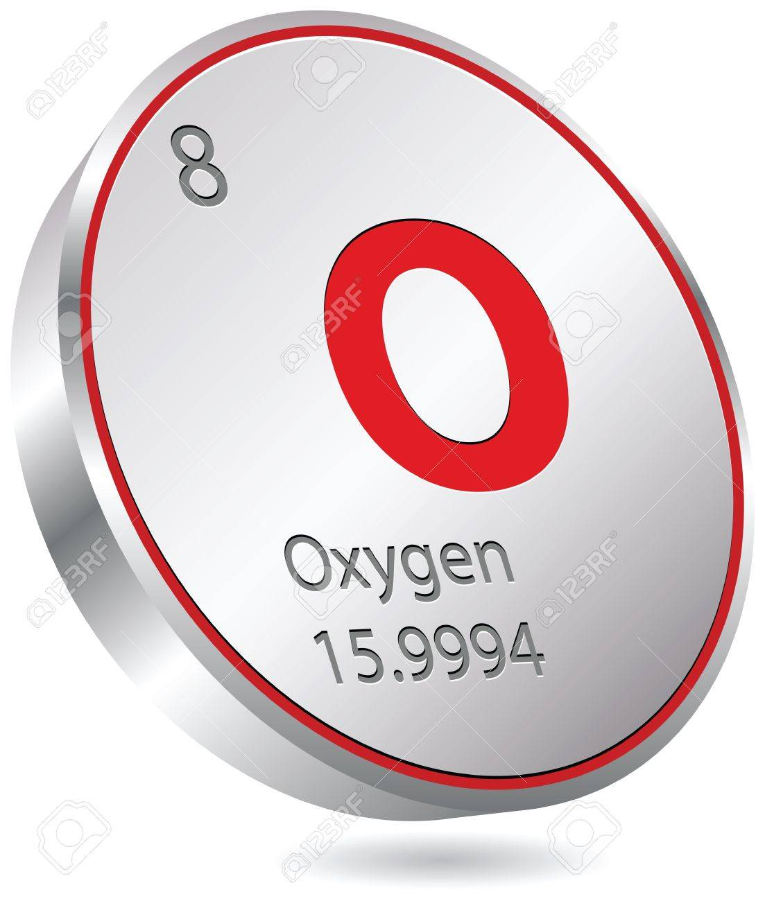 Oxygen element royalty free cliparts vectors and stock oxygen element stock vector 21156869 buycottarizona Choice Image