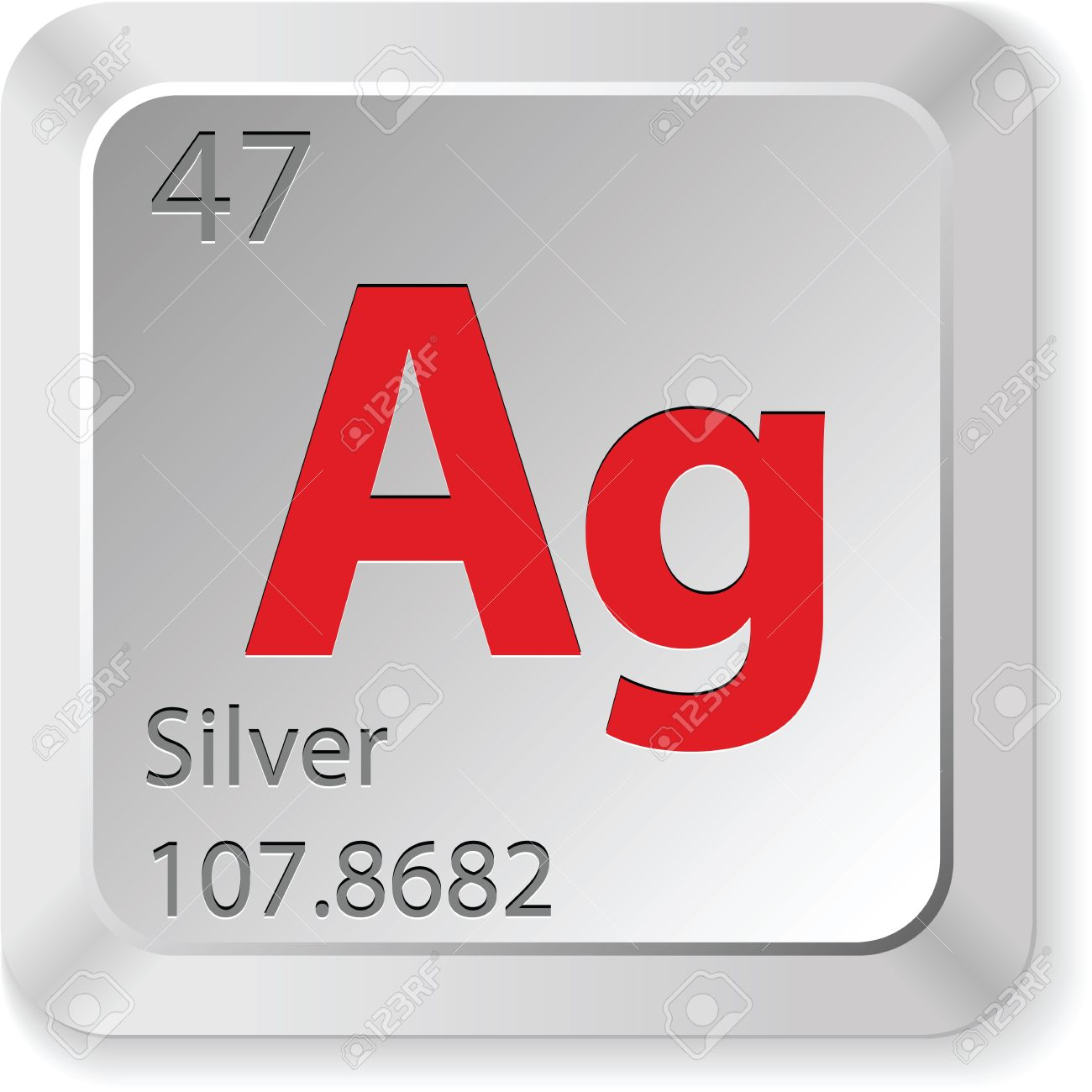 Silver element royalty free cliparts vectors and stock silver element urtaz Image collections