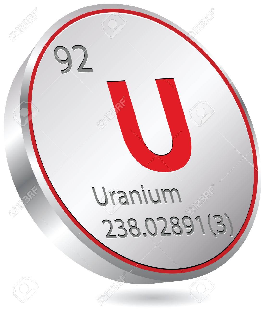 Uranium element royalty free cliparts vectors and stock uranium element stock vector 23167242 buycottarizona Images