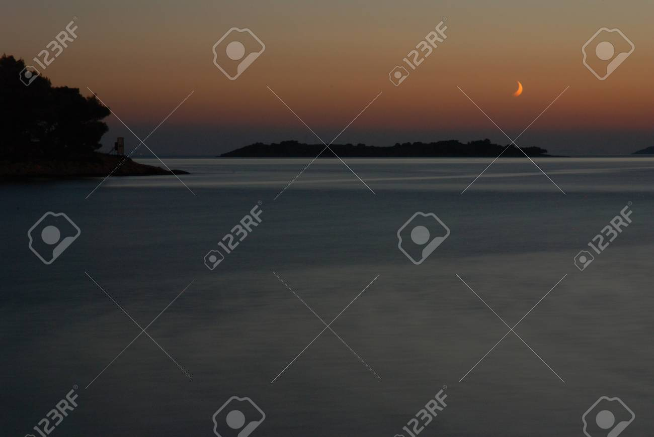 Village Tribunj in southern Croatia, dalmatia sea Stock Photo - 4104620