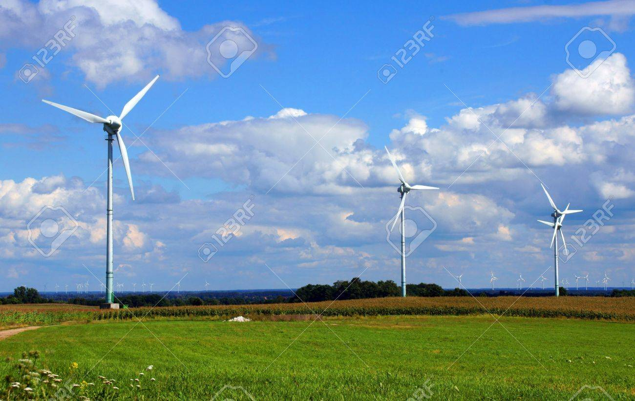 windmill Stock Photo - 10633062