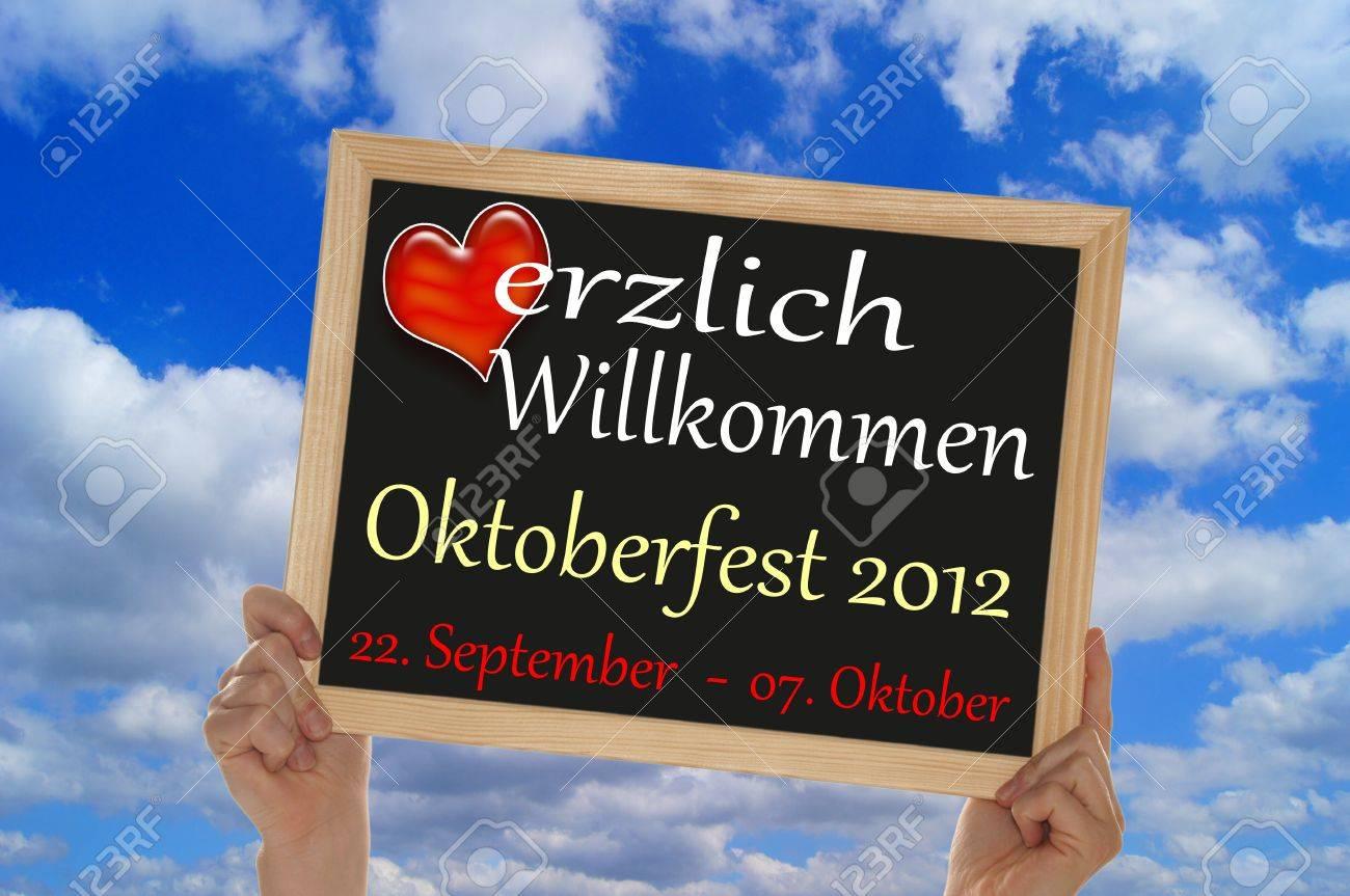 Munich Beer Festival 2012 Stock Photo - 14345078