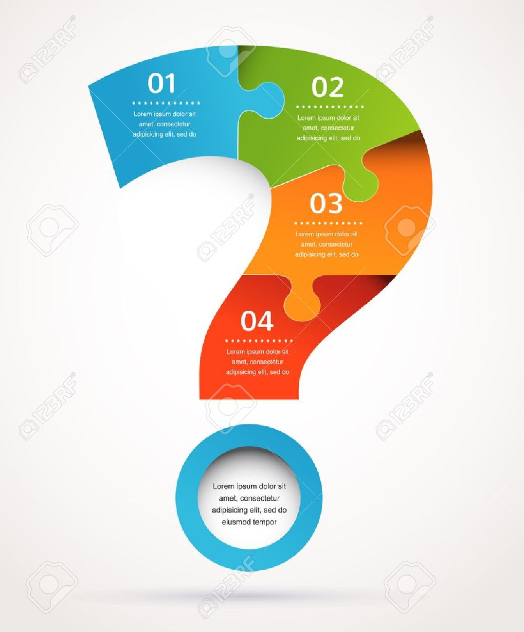 problem solving stock photos images royalty problem solving problem solving question mark abstract design and infographics background