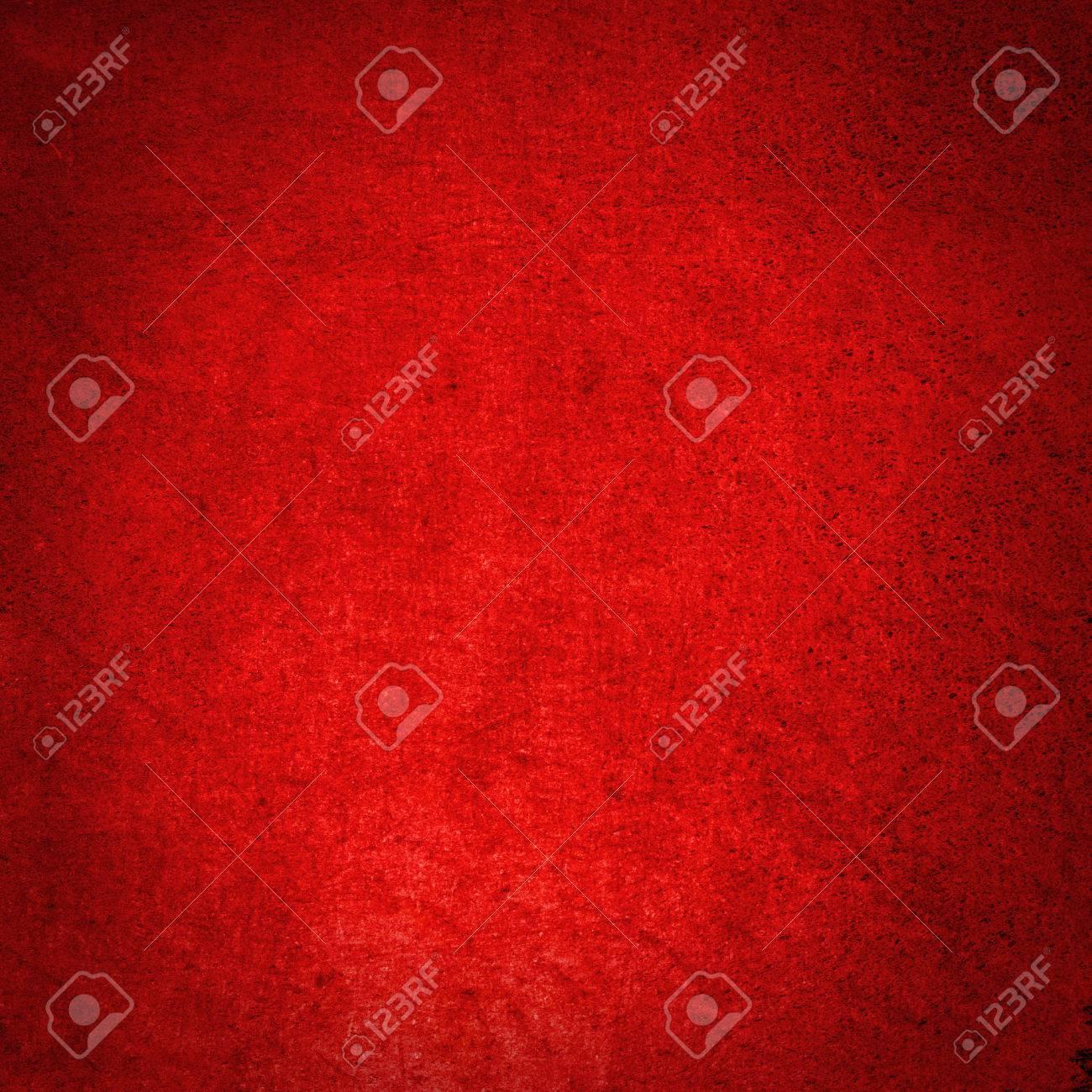 Grunge red background texture - 43660182