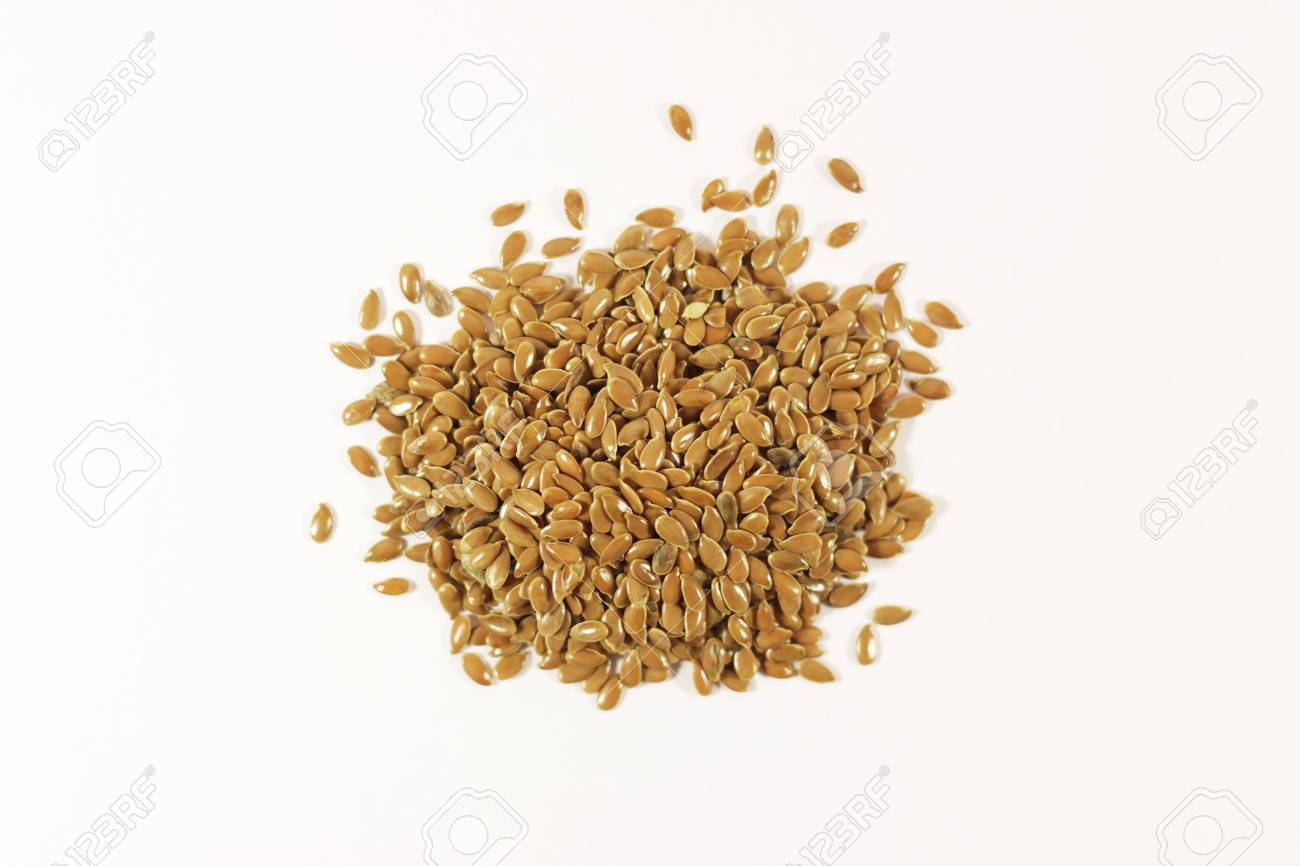 seeds and isolated background Stock Photo - 19359113