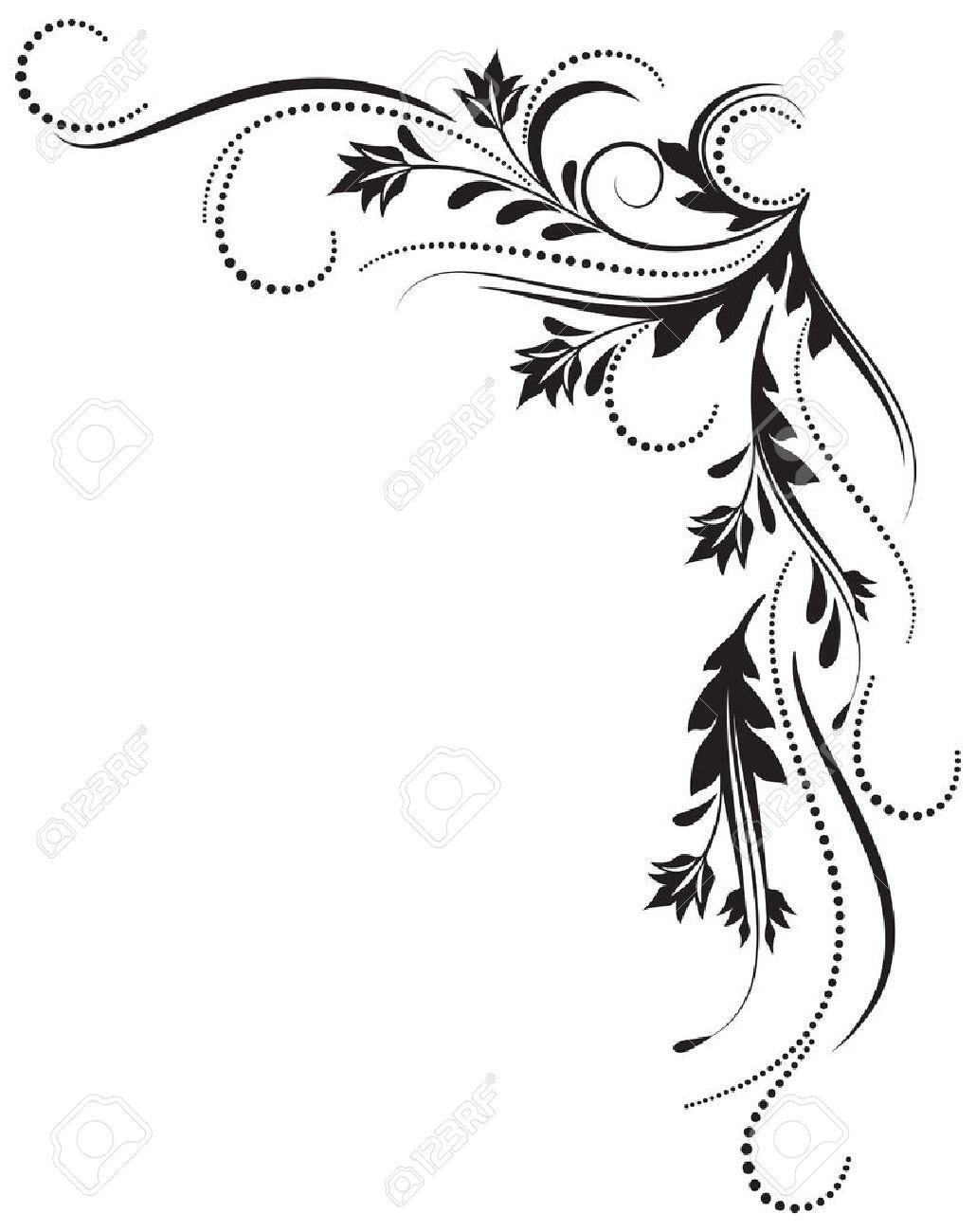 Decorative ornament for various design artwork Stock Vector - 10253754