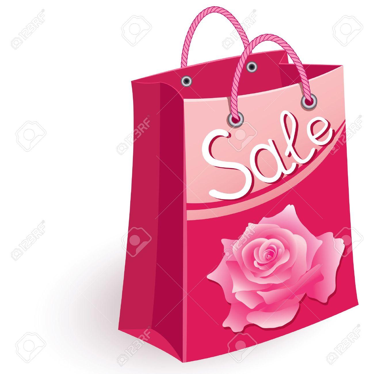Paper shopping bag - 14034941