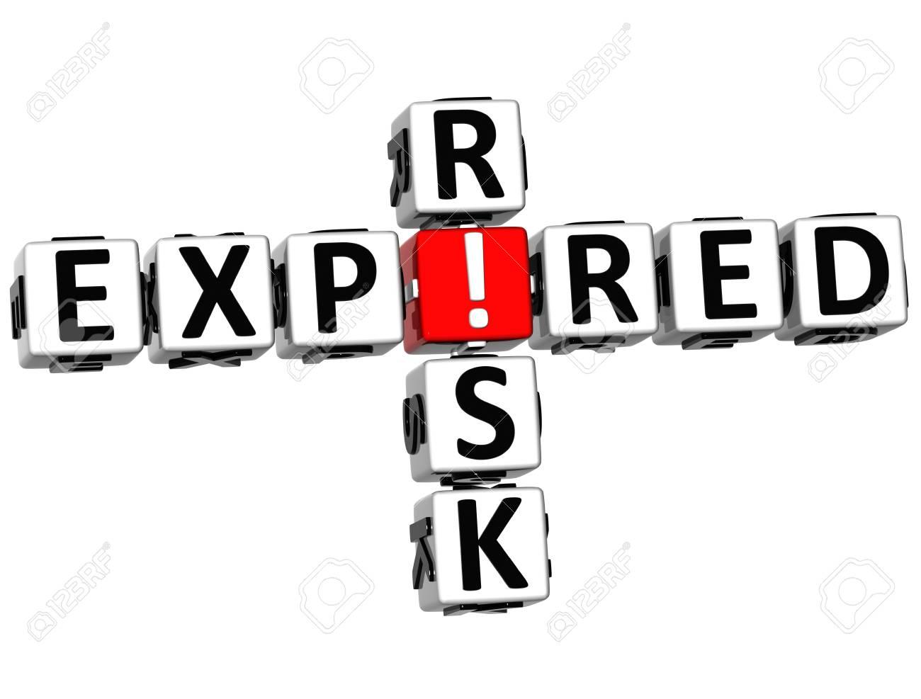 3D Digital Crime Crossword on white background Stock Photo - 12309309