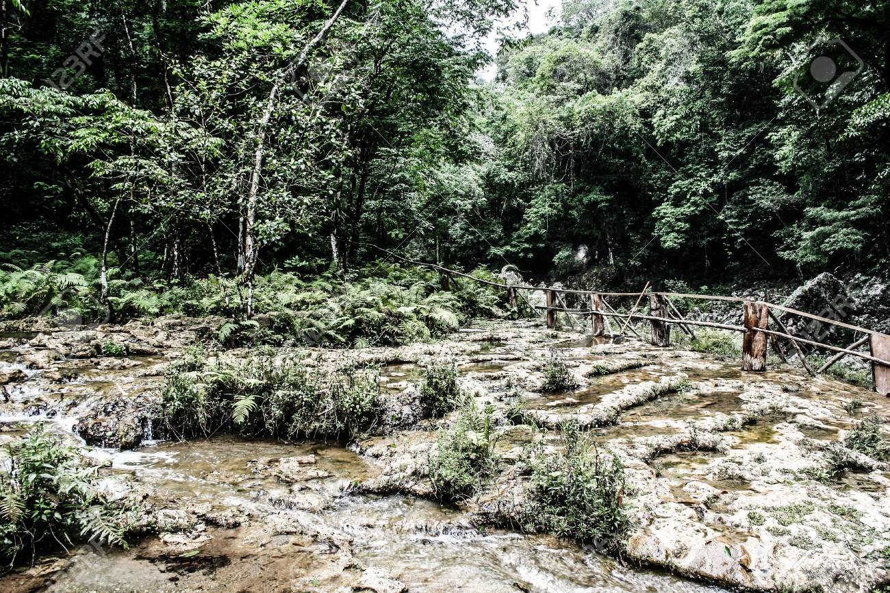 Semuc champey Guatemala paradise - 17654477