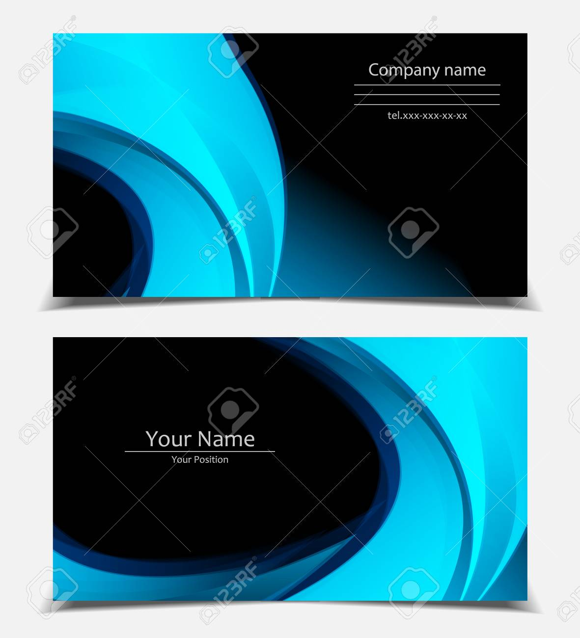 Business Cards Annual Report Brochure Flyer Templates Book Cover