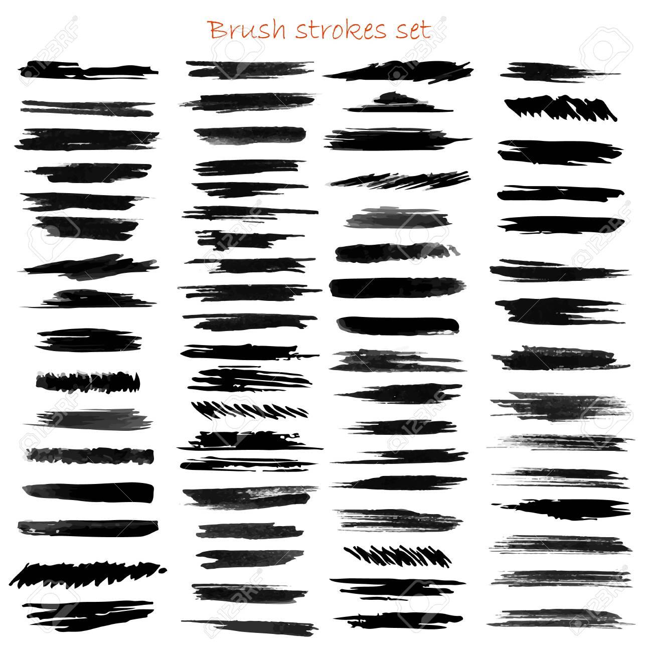 Grungy textures set - 129639819