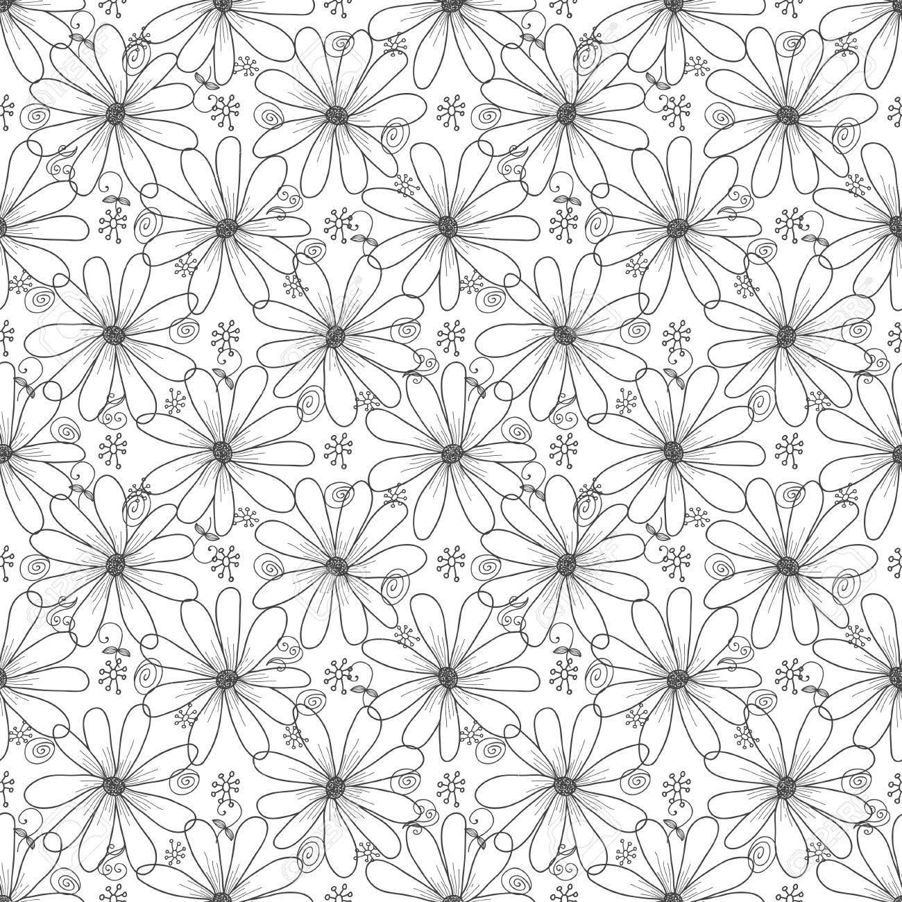 Increíble Flor Hippie Para Colorear Composición - Ideas Para ...