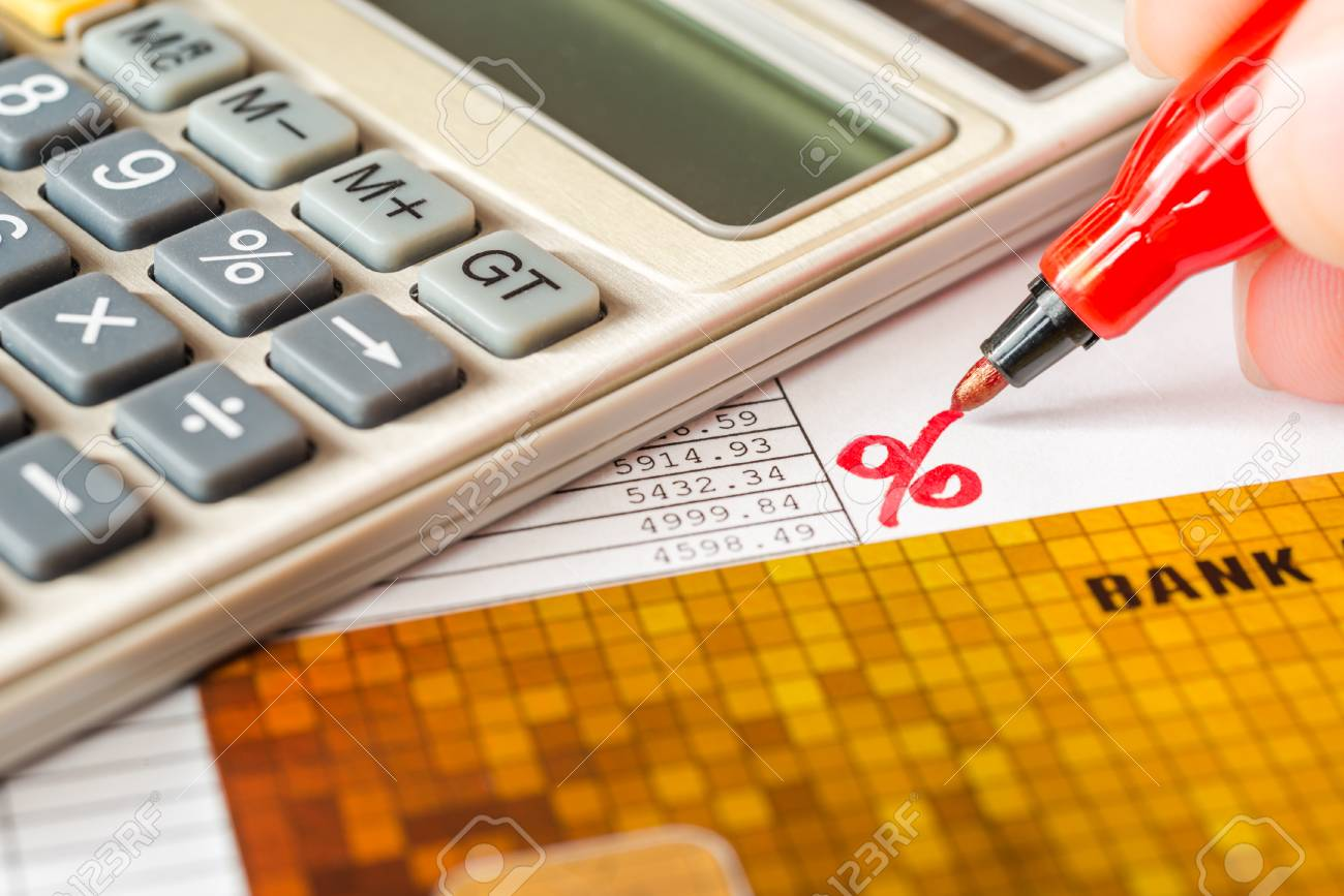 calculation of interest on a loan calculator and bank cards on