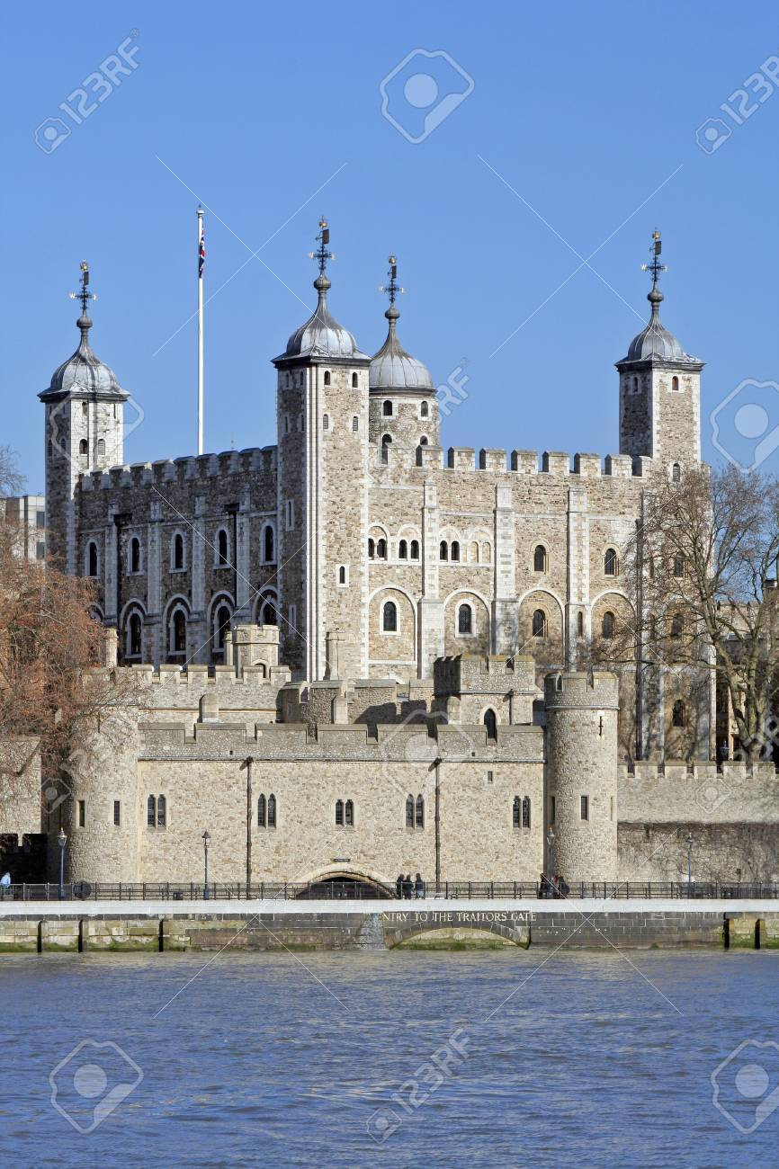 Tower of London Stock Photo - 12037419