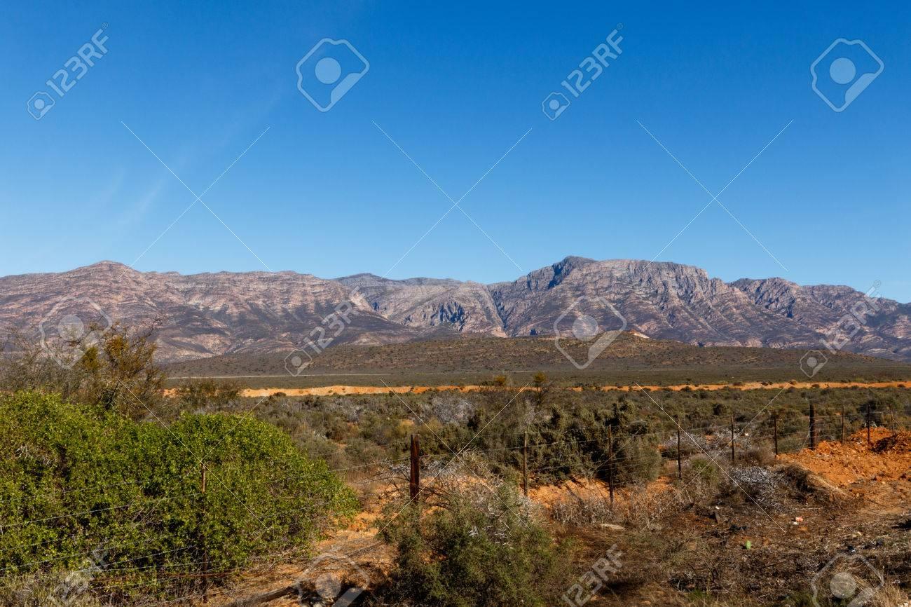 フェンスの風景 - 南アフリカ共...