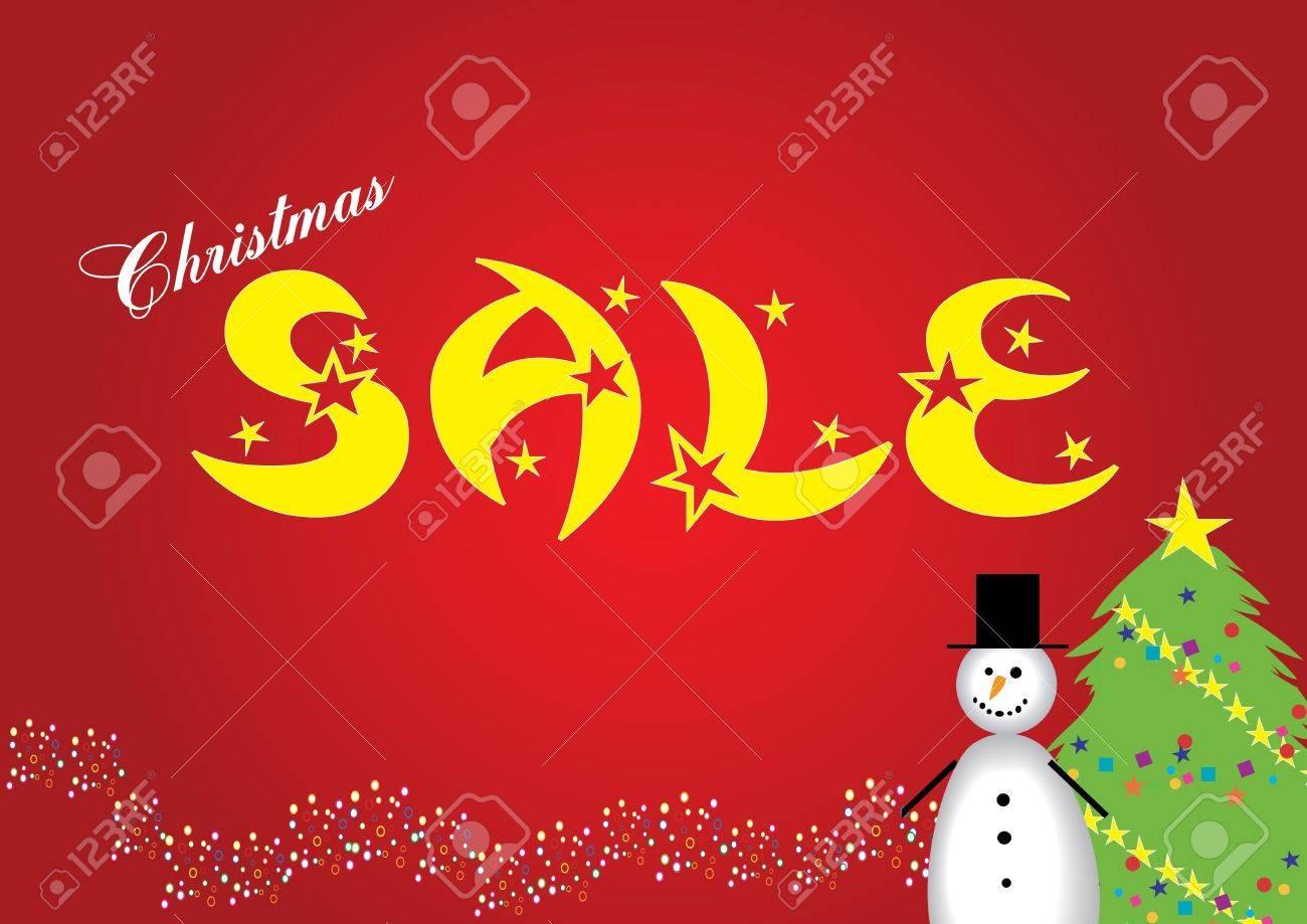 Mijn Afbeeldingen Kerst.Kerst Verkoop Poster Voor Uw Commerciele Aankondiging Over Feest Dagen Verkoop Vector Afbeelding Zie Meer Op Mijn Portefeuille