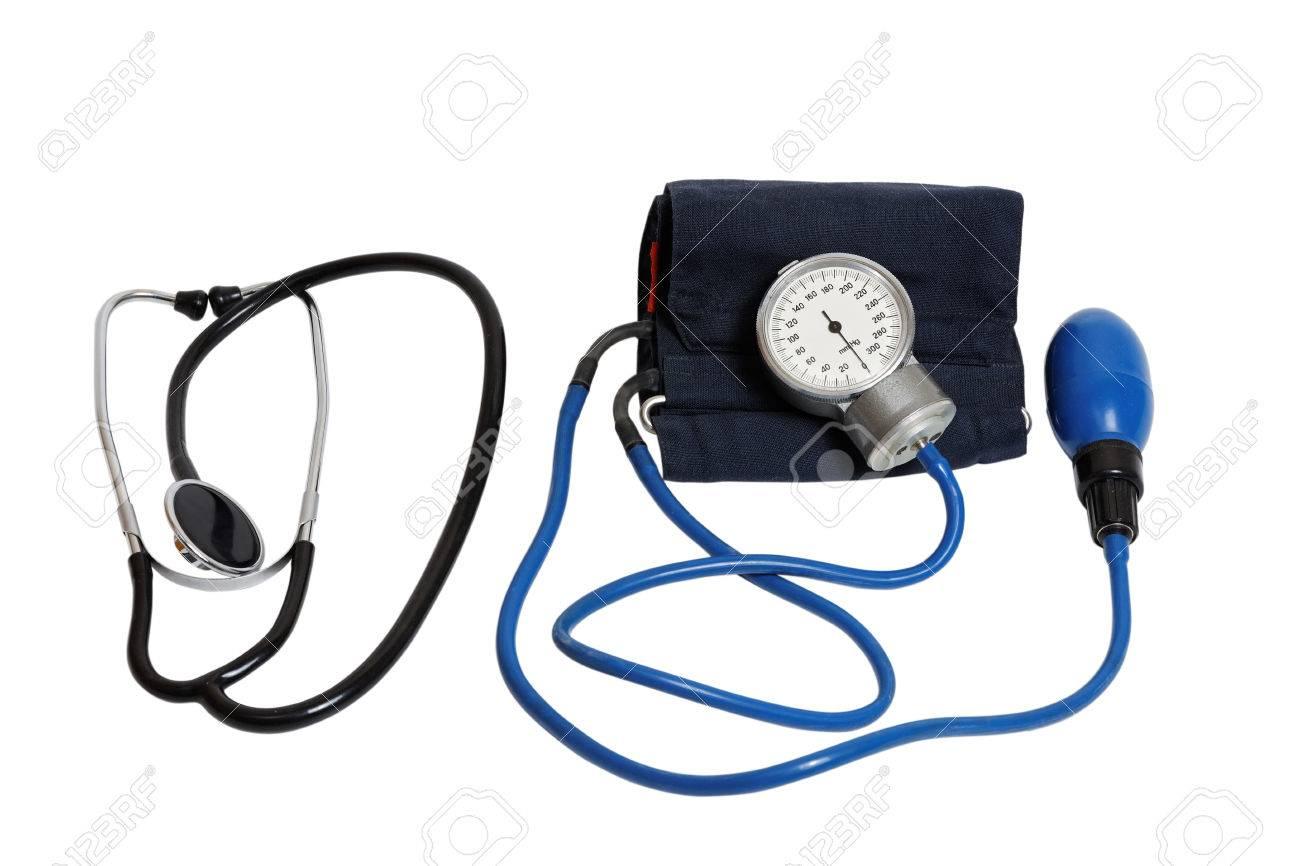 Como se mide la presion arterial y con que instrumento