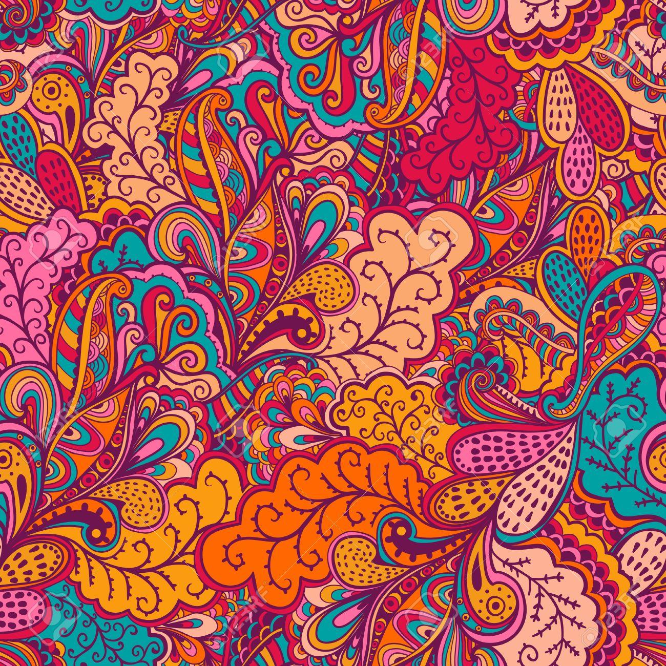 Nice Häkeln Paisley Muster Photos - Decke Stricken Muster ...